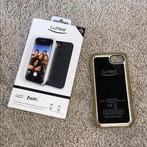 Lumee iPhone 7/6/6s case